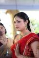 Actress Haripriya Hot in Red Transparent Half Saree Photos