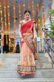 Actress Haripriya Red Transparent Half Saree Hot Photos