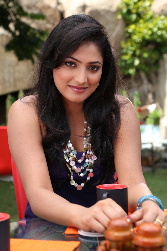 Actress Haripriya Hot Stills in Ugramm Movie