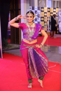 Actress Haripriya Stills @ Mirchi Music Awards South 2018