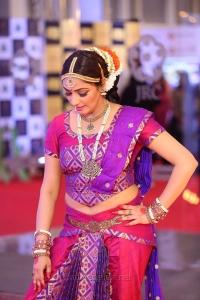 Actress Haripriya Cute Stills @ Mirchi Music Awards South 2018