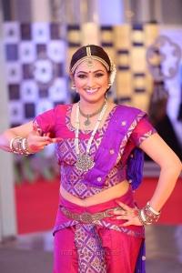 Actress Hari Priya Cute Stills @ Mirchi Music Awards South 2018