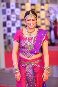 Actress Haripriya Cute Stills @ Mirchi Music Awards South 2018 Red Carpet