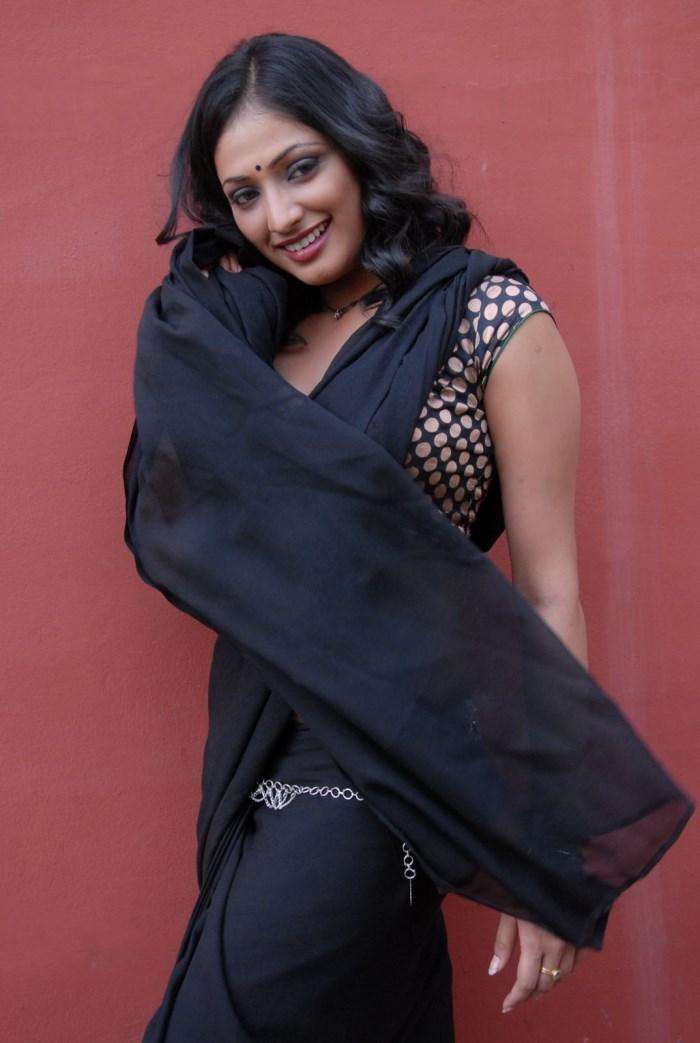 ACAM Telugu Movie Actress Haripriya Saree Hot Photos