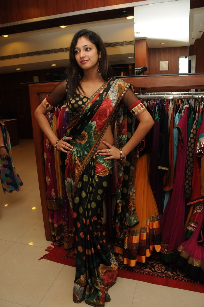Haripriya in Traditional Saree Stills
