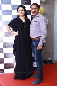 Suma @ Harris Jayaraj's Studio H Launch Photos