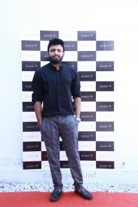 Director Anand Shankar @ Harris Jayaraj's Studio H Launch Photos
