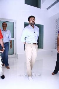 Actor Suriya @ Harris Jayaraj's Studio H Launch Photos