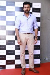 Hero Suriya @ Harris Jayaraj's Studio H Launch Photos