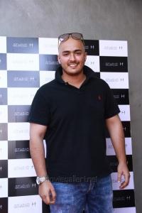 Actor Omar Lateef @ Harris Jayaraj's Studio H Launch Photos