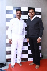 Kalaipuli S Thanu @ Harris Jayaraj's Studio H Launch Photos