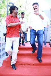 Director Shankar @ Harris Jayaraj's Studio H Launch Photos
