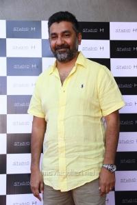I. Ahmed @ Harris Jayaraj's Studio H Launch Photos