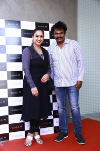Preetha Hari @ Harris Jayaraj's Studio H Launch Photos