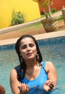 Harshika Hot in Swimsuit Pictures