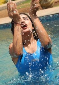 Harshika Hot Wet Pics