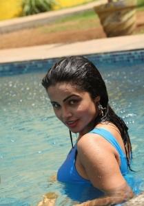 Tamil Actress Harshika Hot Photos