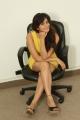 Actress Harshika Poonacha @ Appudala Ippudila Movie Promotions