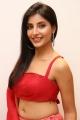 Actress Harshita Gaur in Red Dress Photos