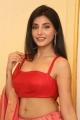 Actress Harshita Gaur Photos in Red Dress
