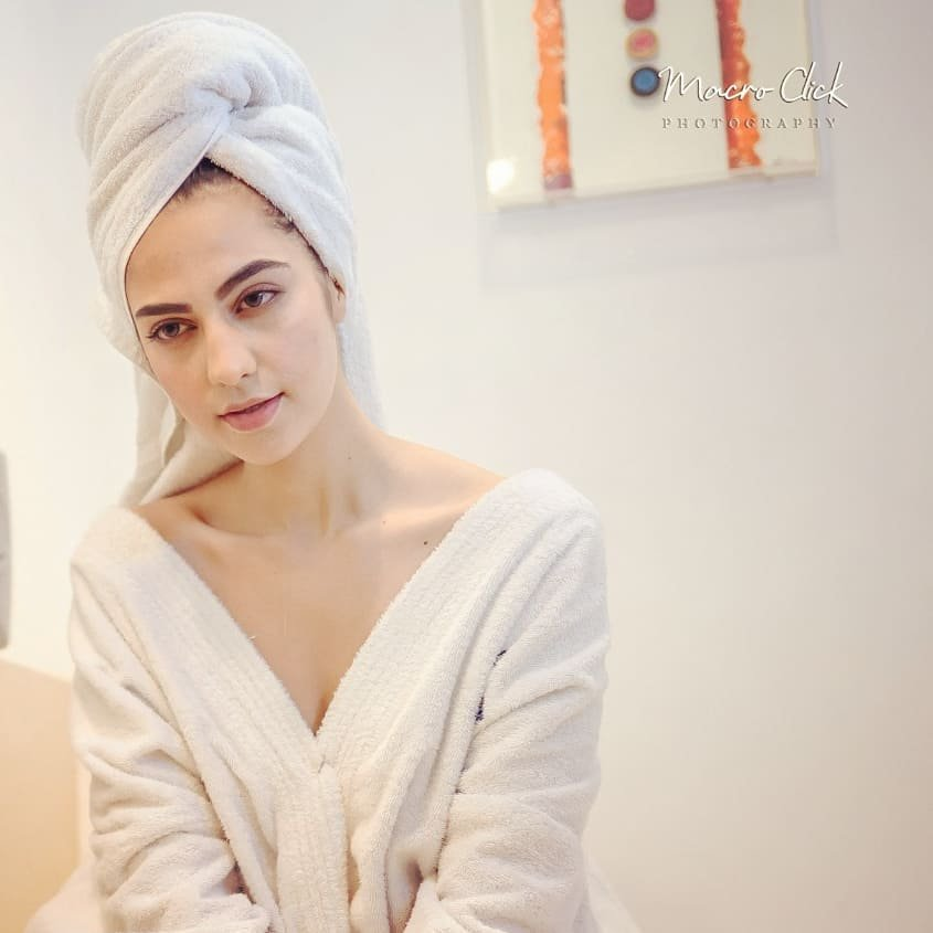 Actress Harshitha Panwar Latest Photos