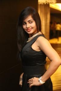 Actress Hashika Dutt Hot Photos @ Player Trailer Launch