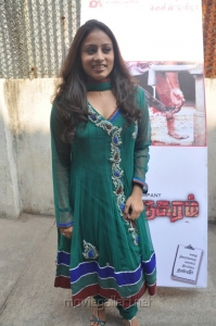 Actress Hasini Latest Stills in Churidar