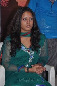 Tamil Actress Hasini Photos at Vijayanagaram Press Meet