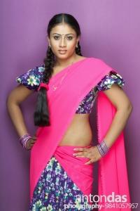 Tamil Actress Hasini Cute Photo Shoot Pics