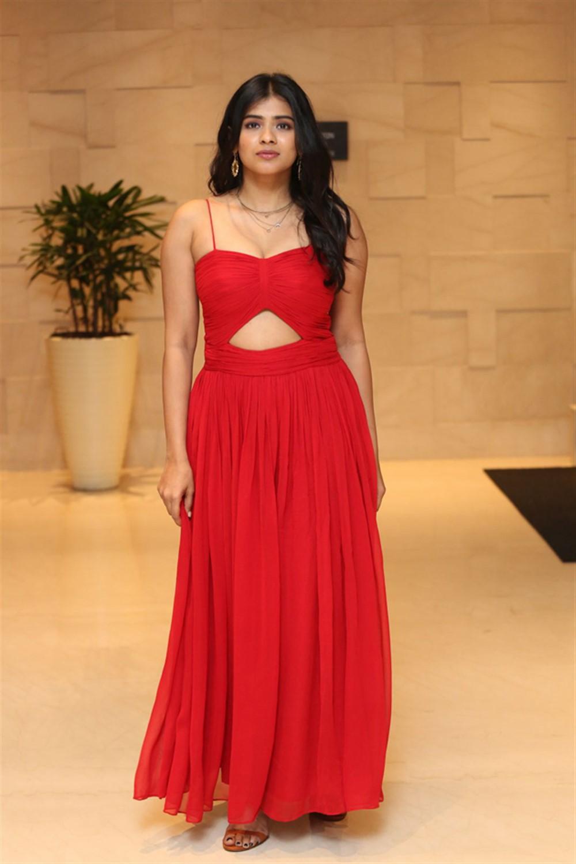 Actress Hebah Patel Images @ Aha OTT App Launch
