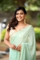 Telugu Actress Hebah Patel in Saree New Photos