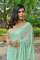 Telugu Actress Hebah Patel in Saree New Photos