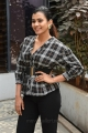 24 Kisses Actress Hebah Patel Retro Style Dress Photos