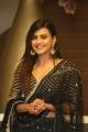 Actress Hebah Patel Pics in Black Embellished Lehenga Dress