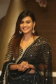 Actress Hebah Patel Black Lehenga Dress Pics