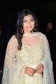 Actress Heebah Patel Images in White Salwar Kameez
