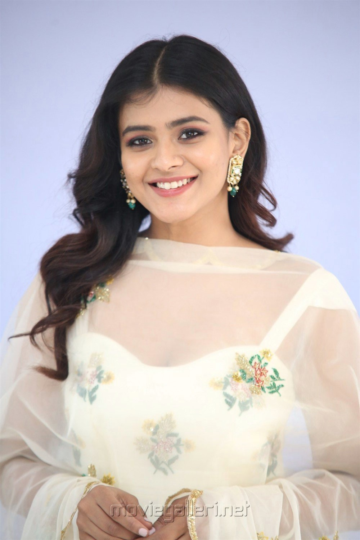 Actress Hebah Patel Pics @ 24 Kisses Trailer Launch