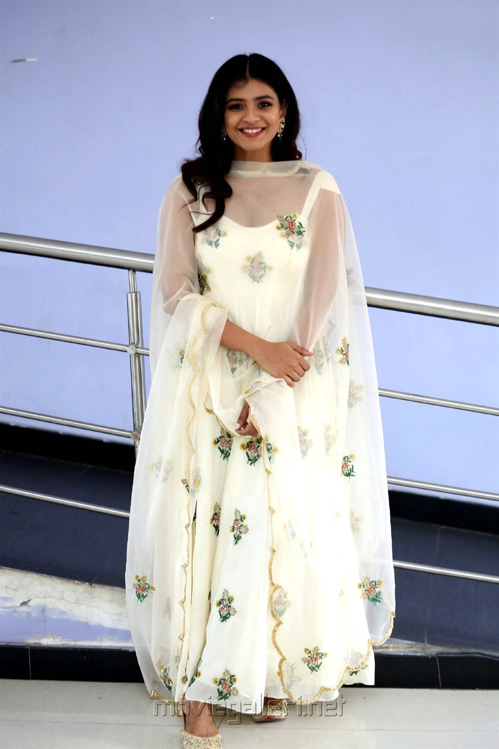Actress Heebah Patel Latest Pics @ 24 Kisses Trailer Launch