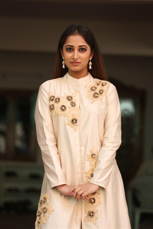 Actress Heena Sheikh Photos @ Rangu Paduddi Press Meet