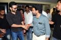 Hello Guru Prema Kosame Team at Vishwanath & Sri Ramulu Theatres