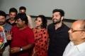 Trinadha Rao Nakkina, Anupama Parameswaran, Ram @ Hello Guru Prema Kosame Team at Vishwanath & Sri Ramulu Theatres