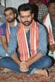 Ram @ Hello Guru Prema Kosame Team @ Vijayawada Kanaka Durga Temple