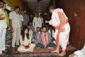 Hello Guru Prema Kosame Team @ Vijayawada Kanaka Durga Temple
