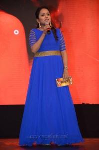 Anchor Suma @ HELLO Movie Pre Release Event Stills