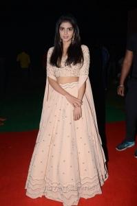 Actress Kalyani Priyadarshan @ HELLO Movie Pre Release Event Stills