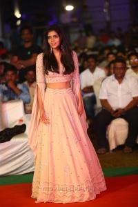 Kalyani Priyadarshan @ HELLO! Pre Release Function Stills