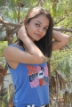 Actress Henna Chopra Hot Stills at Music Magic Press Meet