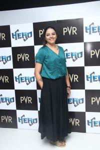 PVR Mrs.Meena @ Hero Movie Audio Launch Stills