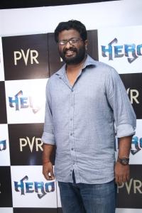 PS Mithran @ Hero Movie Audio Launch Stills