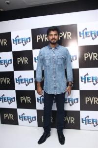 Pa Vijay @ Hero Movie Audio Launch Stills